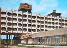 Hotel Claudius, Szombathely, Hungary, built early 1970s