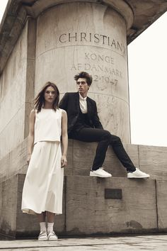 POPcph | Collection & Campaign are dedicated to the city where it began: 'COPENHAGEN' | Spring 15 collection at www.popcph.com