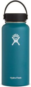 The 11 Best Reusable Water Bottles Reviews & Buying Guide Hydro Flask Water Bottle, Best Reusable Water Bottle, Best Water Bottle, 10 Secret Santa Gifts, Stainless Steel Water Bottle, Stuff To Buy, Gift Ideas, Guys