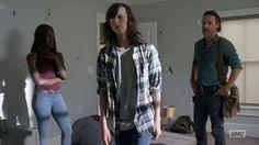 "Michonne, Carl & Rick | ""Go Getters"" | S7E5 | The Walking Dead (AMC)"