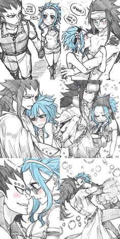 Gajevy. They are so right for each other x