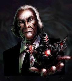 Horror Movie Art : Phantasm