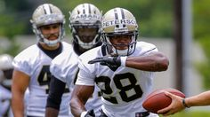Adrian Peterson revival adds drama to 2017 New Orleans Saints camp