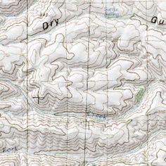 Free Printable Topo Maps - Topographic Maps of USA & Canada