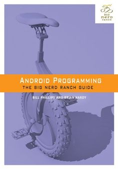 Android Programming: The Big Nerd Ranch Guide  ($24.79) http://www.amazon.com/exec/obidos/ASIN/B00C893P8U/hpb2-20/ASIN/B00C893P8U Highly recommended book for the beginner and advance android developer alike. - The exercises are fun and more useful (closer to things you might actually work on) than other books I have read. - Well written, very hands-on and easy to read.