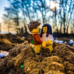 The most important thing is the time spent together ♥️#love #romance #timetogether #couplegoals #legotinci #lego #legominifigures…