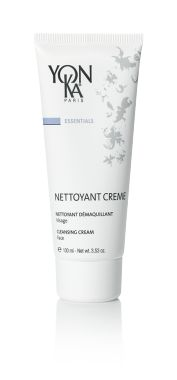 NETTOYANT CREME (CLEANSER) Experience the comfort of this soothing creamy emulsion that gently cleanses and removes high coverage face makeup. Cooling peppermint derivative produces a pleasant aroma and leaves even the most sensitive skin feeling refreshed. It is powerfully calming for sensitive, reactive, dry, and damaged skin, as well as those with rosacea and inflamed acne. #beauty #skincare