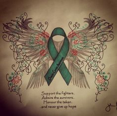 Ovarian cancer awareness by Johnflynn01 on deviantART