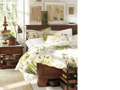 Shop sumatra II from Pottery Barn. Our furniture, home decor and accessories collections feature sumatra II in quality materials and classic styles. Small Room Bedroom, Dream Bedroom, Home Bedroom, Bedroom Decor, Bed Room, Bedroom Ideas, Master Bedroom, Garden Bedroom, Pretty Bedroom