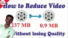 How To Compress Large Video Files Without Losing Quality