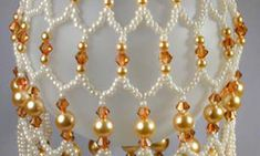 Free Beaded Victorian Ornaments Patterns | That Bead Lady - Beads, Beading & Bead Classes in Newmarket Ontario