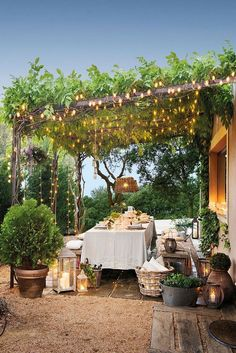 Pergola Shade Beautiful - Backyard Pergola Videos - Covered Pergola Attached To . Pergola Shade Be Pergola Attached To House, Pergola With Roof, Outdoor Pergola, Covered Pergola, Backyard Pergola, Pergola Shade, Pergola Plans, Backyard Landscaping, Modern Pergola