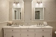 Bluebell PA, Traditional Master Bathroom - traditional - Bathroom - Philadelphia - Bluebell Kitchens