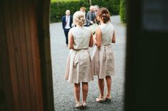 Anna Campbell Elegance for a Black Tie and Irish Castle Wedding