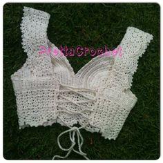 Pretta Crochet: cropped lovely crochet