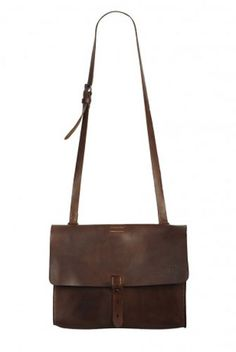 8 Chic And Smart Computer Satchels We Want Bad! #refinery29  http://www.refinery29.com/8-practical-posh-laptop-bags#slide5  AllSaints Detain Laptop Bag, $250, available at AllSaints, 3235 M Street NW; 202-595-9828. Photo: Courtesy of AllSaints