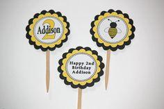 Happy Bee Day banner Happy Bee-day banner by Bebopsandlemondrops
