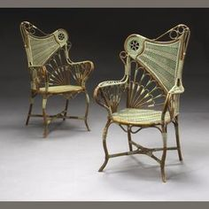 1000 images about have some decorum french wicker on pinterest french antiques wicker and - Vintage lyon lounge ...