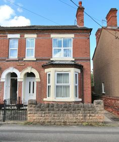 Marlborough Road, Beeston, NG9 2HL - #ForSale #Beeston - £185,000 A spacious and extremely well presented three double bedroom #Victorian semi-detached #house set within a particularly popular and convenient central Beeston location close to a wide range of shops and amenities and within easy reach of the Queens Medical Centre and The University of Nottingham benefiting from an en suite to the master bedroom, open plan breakfast kitchen and large rear garden