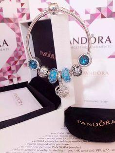 Pandora Sterling Silver Charm Bracelet CB01853 - Pandora Online Shop