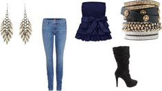 """""""Cute and Casual"""" by jessicajaybird on Polyvore"""