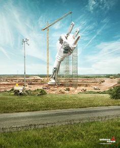 Building the New Energy Campaign - Georgia Power on Behance