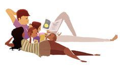 Reading time by PascalCampion.deviantart.com on @DeviantArt