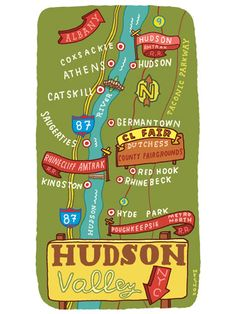 Hudson Valley Travel Cheat Sheet