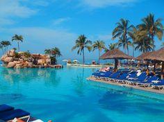 Puerto Vallarta, Mexico  CasaMagna Marriott Resort & Spa