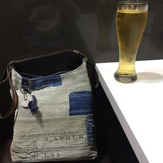 Here's a J Augur bag after a long day! Thanks for the picture @barleyharvestseason Love it