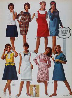 Sears 1966 Catalog Page 7