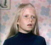 Eve Plumb who played Jan Brady  on the T.V. Series The Brady Bunch