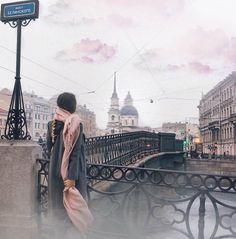 Мост Белинского. Автор фото: Valerysokolova.