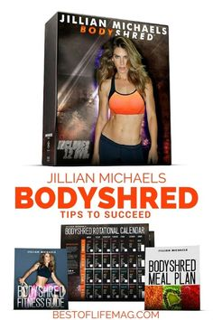 9 Tips to Succeed with Jillian Michaels BODYSHRED Workout - The Best of Life Magazine