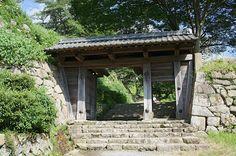 Japon Castillo Tottori