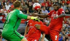 Liverpool 1 - 0 Bournemouth  #LFC #LiverpoolFC #Anfield #YNWA #TheReds #EnglishPremierLeague #EPL #Football #SoccerGear #EverythingEnglish