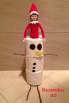 TP snowman