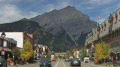 awesome Banff tourist bonanza spilling out beyond the park gates - Business
