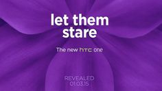 A new #HTCOneM9 handset will be announced at an event on the eve of #MWC on March 1st
