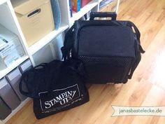 Gepäck für die Stempelparty