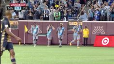 #MLS  GOAL: Ethan Finlay cleans up to draw even