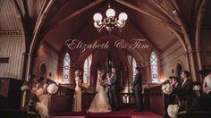 Elizabeth & Tim - Naperville Wedding at Century Memorial Chapel & Meson Sabika on Vimeo