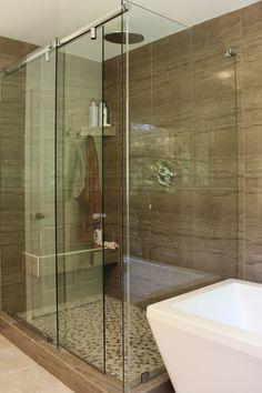 frameless shower doors by vancouver ls custom glass