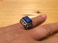 The same ring worn ...