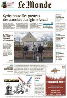 Le Monde 22058 du jeudi 17 décembre 2015