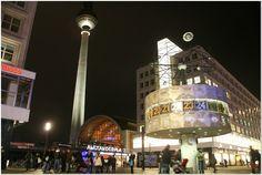 Berlin World Clock on Alexanderplatz, Berlin