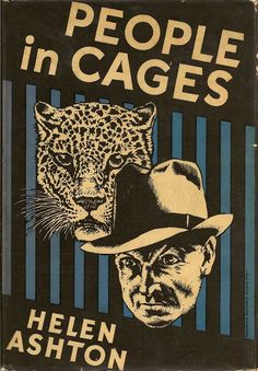 New York: The Macmillan Company, First Edition. A beautiful copy in a great jacket, with art by Norman Guthrie Rudolph. Rex Stout, Something Wild, Vintage Book Covers, Agatha Christie, Norman, Cage, Literature, Creatures, Visual Arts