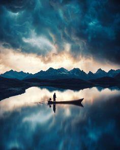 Breathtaking and Dreamlike Landscape Photography by Stijn Dijkstra #photography #dreamlike #landscaping