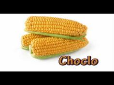 ▶ ✰ Aprender español ☛ Las verduras y legumbres ☚ Vocabulario ✰ - YouTube