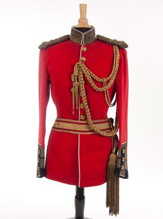 ) for steampunk costume British Army Uniform, British Uniforms, Band Uniforms, Military Uniforms, Major General, Military Fashion, Military Clothing, Military Style, Fashion Branding